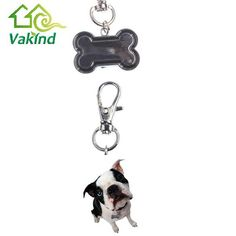 Dog ID Tag Bone Shape Pet Pendant Cute Metal Dog Cat Tag Pet Tag For Pet Supplies