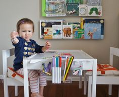 Playful IKEA Kids' Table Designs And Ways To Improve Them