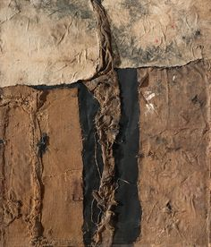 Alberto Burri: 'Artist, poet, and creator of the new'