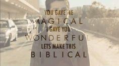Biblical by Biffy Clyro