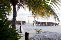 Zama Beach Club Wedding Isla Mujeres