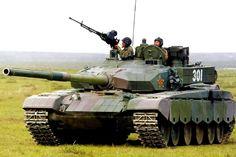 Type 99 Main Battle Tank (China)