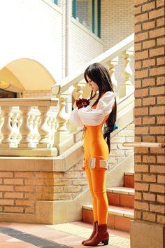 Princess Garnet cosplay by Momo on WorldCosplay