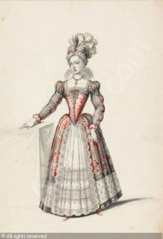 Jean Berain costume