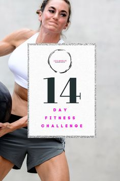 Join the 14 Day Fitness Challenge to guide you through each day of workouts that will get you excited about working out and finally seeing results! Health Benefits Of Cherries, Health Benefits Of Ginger, 14 Day Challenge, Workout Challenge, Workout Ideas, Get Healthy, Healthy Life, Healthy Living, Warrior Workout
