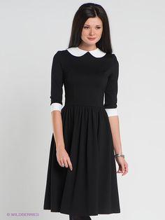 платье нью лук с белым воротничком - Поиск в Google