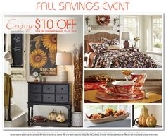 Fall+Savings+Event+-+Enjoy+$10+off+$50+purchase!+#Sale+Shop+Now!