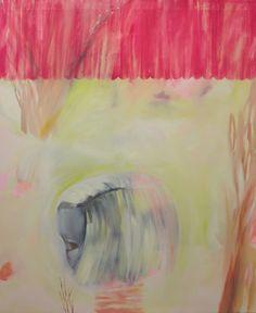 Katja Tukiainen, Kaunis kevätpäivä, oil on canvas, 2007
