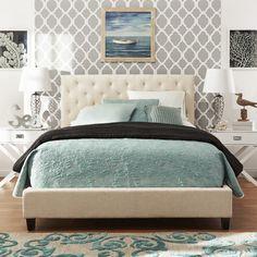 Katrina Upholstered Bed