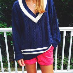 Summer Wind: The Cricket Sweater