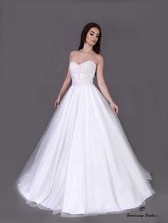 Wedding dresses. Best prices directly from best romanian wedding dress designer - Geordanny... see https://geordanny.com
