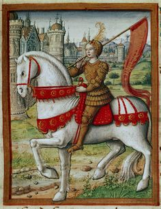 list 7 facts joan of arc