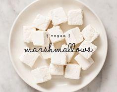 vegan marshmallows / @loveandlemons