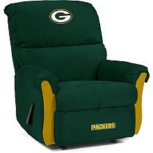 And a recliner