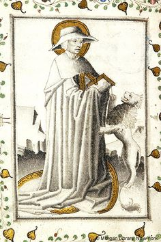 Jerome   Book of Hours   Netherlands, Deft   ca. 1440   The Morgan Library & Museum