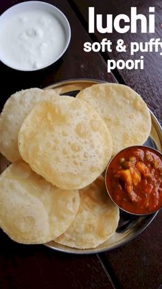Tips For Prepairing The Best Meals In Town Puri Recipes, Snack Recipes, Cooking Recipes, Bread Recipes, Vegetarian Bread Recipe, Vegetarian Breakfast Recipes, Cooking Games, Kitchen Gourmet, Indian Recipes