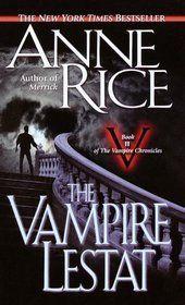 Título: The Vampire Lestat Autora: Anne Rice Publicação: 1985 Número de páginas: 550 páginas Editora: Ballantine Books ISBN:9780345313867 The Vampire Lestat é o segundo livro das Crônicas Vampires...