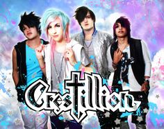 Project: Lixx: Band Feature: Crestillion