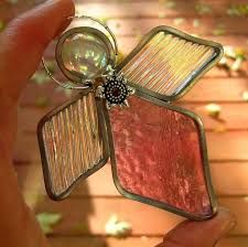Image result for stained glass holiday ornaments