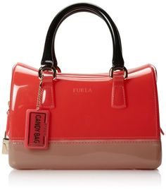 Furla Candy Cookie Mini Satchel,Verve/Luna/Coffee,One Size FURLA, To SEE or BUY Just CLICK on AMAZON right HERE http://www.amazon.com/dp/B00GIJNLXU/ref=cm_sw_r_pi_dp_PQPdtb1FD7QNZ8FF