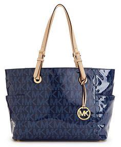 MICHAEL Michael Kors Handbag, Holiday Jet Set East West Tote - Handbags & Accessories - Macy's