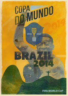 NFM Design Derby Wolrd Cup Poster