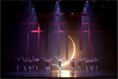 Brit Choreographer David Bintley brings his edgy Carmina Burana to Atlanta Ballet April 12-14. via www.LuxeCrush.com