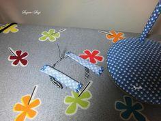 сшиваем трубочки-чехлы для верхней поддерживающей части
