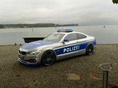 Viele tausend Gäste bewundern BMW 428i Coupé by AC Schnitzer auf dem Landestag der Verkehrssicherheit in Konstanz