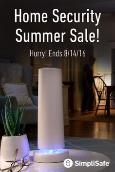 For a limited time take $100 Off SimpliSafe's Complete Protection Package. This award-winning home security system keeps your home safe around the clock, so you don't have to worry. And now is the perfect time to get it. Summer is by far the #1 season for burglary in the United States. So before you hightail it out of town this summer, protect your home with SimpliSafe. It's our biggest deal ever. Go today!