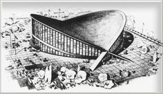 Feira da Carolina do Norte, de Matthew Nowick, de 1952,