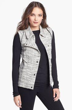 'Aaron' Tweed Vest