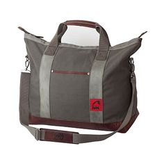 Designer Canvas Travel Bag - Signature Tote #MountainKhakis #totebag