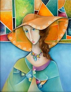 While attending San Alejandro, Bouzon began to see the beauty in the art of life and has developed a sensitive, yet dramatic style.