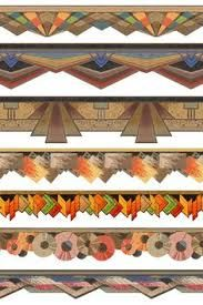 Art Deco - Wedding Cake Designs Ideas - These would make great borders on a cake. - Art Deco – Wedding Cake Designs Ideas – These would make great borders on a cake! Art Deco Artwork, Art Deco Wallpaper, Art Deco Decor, Art Deco Home, Decoration, Art Deco Borders, Motif Art Deco, Art Deco Pattern, Art Deco Design