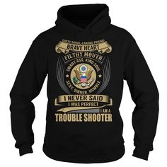 Trouble Shooter Job Title Special T-Shirts, Hoodies. VIEW DETAIL ==► https://www.sunfrog.com/Jobs/Trouble-Shooter--Job-Title-Special-Black-Hoodie.html?id=41382