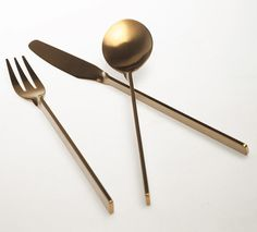 Malmö: Cutlery with a Literal Twist by Miguel Soeiro for Herdmar