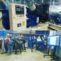@srpamericas before we sell a new model we train on every detail #authorizedtrainingcenter #fgwilson #perkinsengines