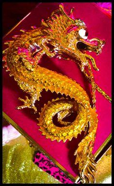 Betsy Johnson's Yellow Dragon