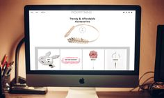 Accessories Website - Pick My Thing Birmingham, Custom Design, Wordpress, Web Design, Make It Yourself, Website, Projects, How To Make, Accessories