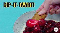 MonChoutaart met kersendip en bastognekoeken - Video - Allerhande - Albert Heijn