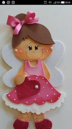 Cardboard Crafts, Foam Crafts, Diy And Crafts, Crafts For Kids, Paper Crafts, Paper Clay Art, School Decorations, Decorate Notebook, Lol Dolls