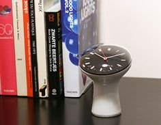 Obscure Design Classics: Angelo Mangiarotti's Maritime Table Clock - Core77