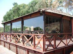 Terraces, Railings, Balconies, Cover, Cabin, House Styles, Outdoor Decor, Design, Home Decor