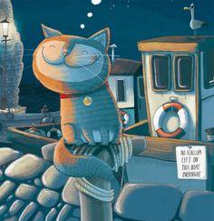 Cats Ahoy! - jim field