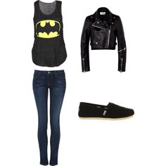 Love the batman but would love more if was a superman outfit