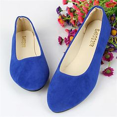 Women's Shoes Flat Heel Round Toe Flats Casual More Colors Availably 4850978 2017 – $9.99