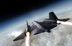SR-71 Titanium BlackBird