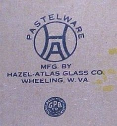 1000+ images about hazel atlas crinoline pink on Pinterest ...