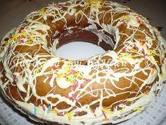 Τα ταξίδια μου : Κέικ με Mέλι Doughnut, Desserts, Food, Tailgate Desserts, Deserts, Essen, Postres, Meals, Dessert